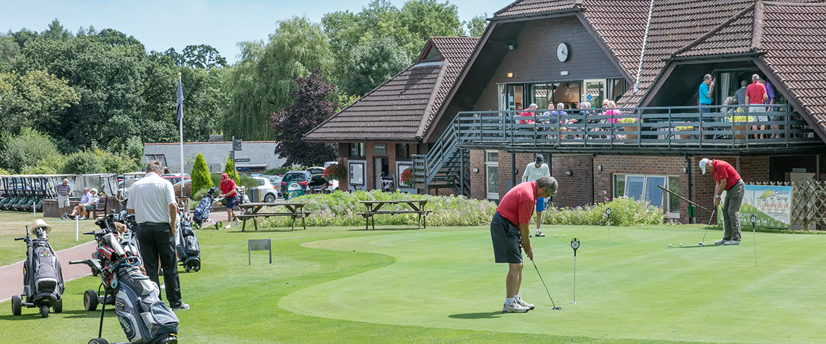 Bramshaw Golf Club  Ben Allen Golf & Leisure