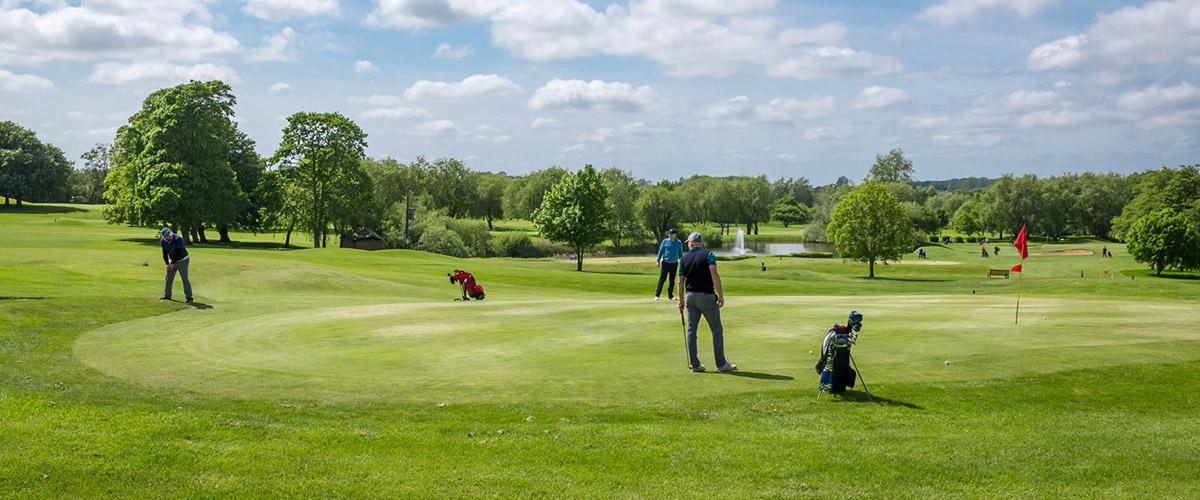 Middleton Hall Golf Club Ben Allen Golf & Leisure