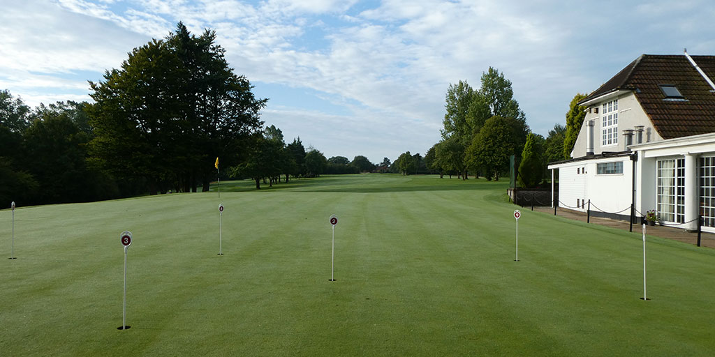 Image result for north downs golf club
